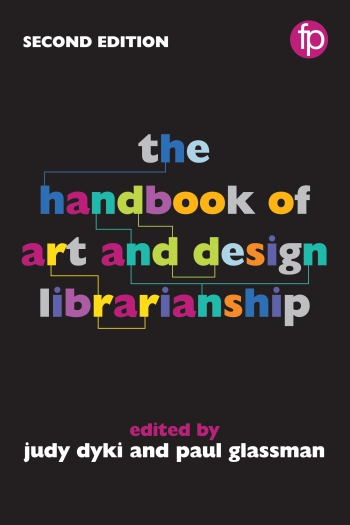 Jacket image for The Handbook of Art and Design Librarianship