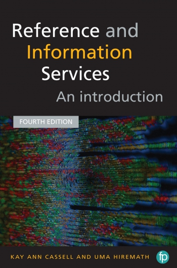 Jacket image for Reference and Information Services