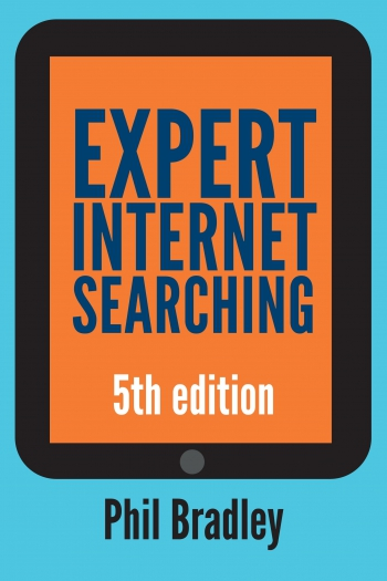 Jacket image for Expert Internet Searching