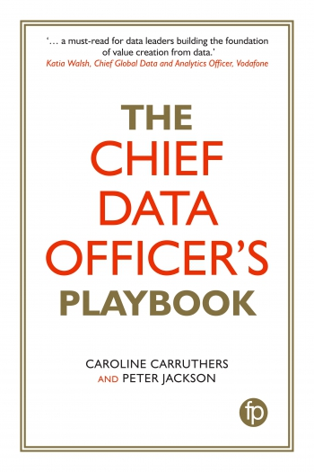 Jacket image for The Chief Data Officer's Playbook