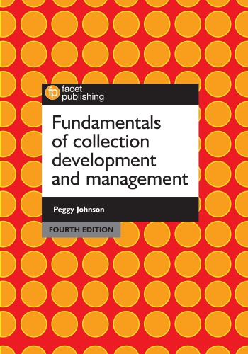 Jacket image for Fundamentals of Collection Development and Management