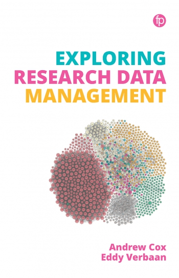 Jacket image for Exploring Research Data Management