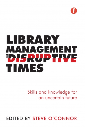 Jacket image for Library Management in Disruptive Times