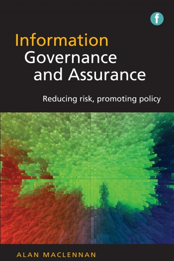 Jacket image for Information Governance and Assurance