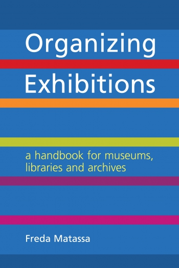 Jacket image for Organizing Exhibitions