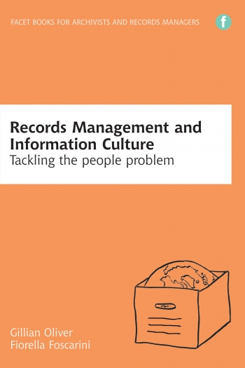 Jacket image for Records Management and Information Culture