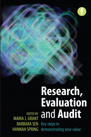 Jacket image for Research, Evaluation and Audit