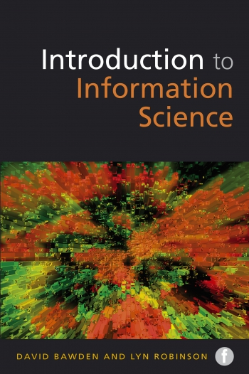 Jacket image for Introduction to Information Science