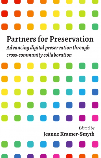 Jacket image for Partners for Preservation