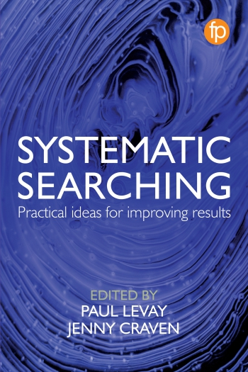 Jacket image for Systematic Searching
