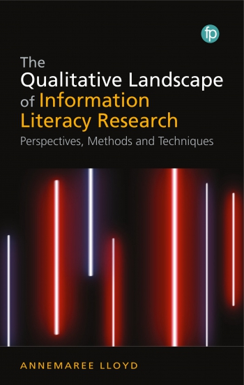 Jacket image for The Qualitative Landscape of Information Literacy Research