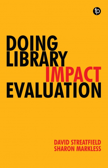 Jacket image for Doing Library Impact Evaluation