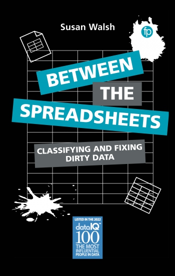 Jacket image for Between the Spreadsheets