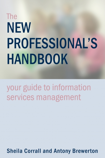 Jacket image for The New Professional's Handbook