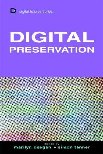 Jacket image for Digital Preservation