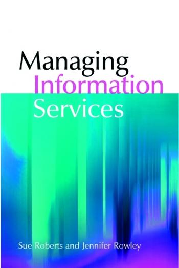 Jacket image for Managing Information Services