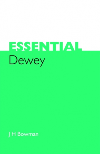 Jacket image for Essential Dewey