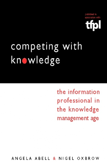 Jacket image for Competing with Knowledge