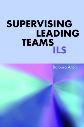Jacket image for Supervising and Leading Teams in ILS
