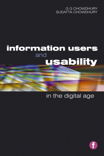 Jacket image for Information Users and Usability in the Digital Age