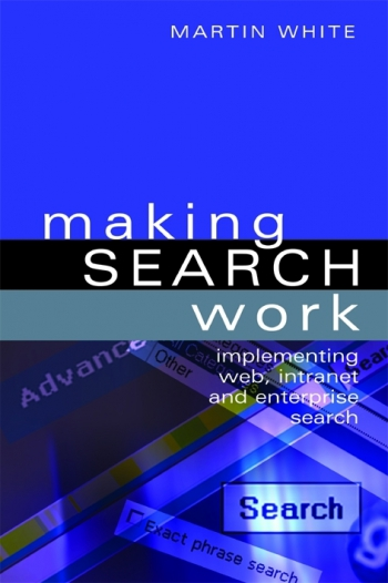 Jacket image for Making Search Work