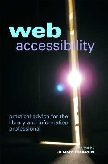 Jacket image for Web Accessibility