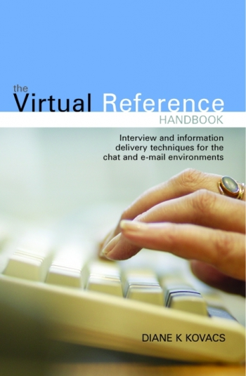 Jacket image for The Virtual Reference Handbook