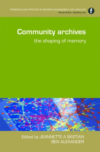 Jacket image for Community Archives
