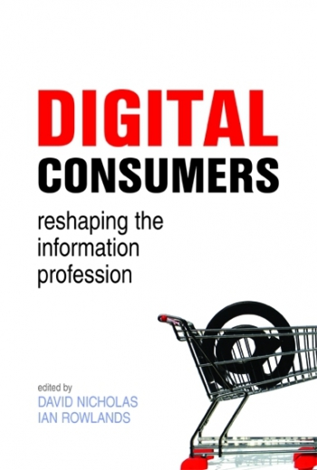 Jacket image for Digital Consumers