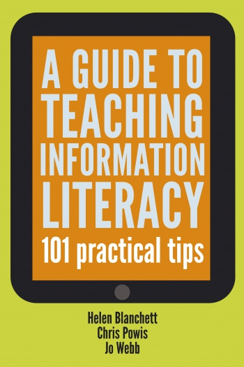 Jacket image for A Guide to Teaching Information Literacy