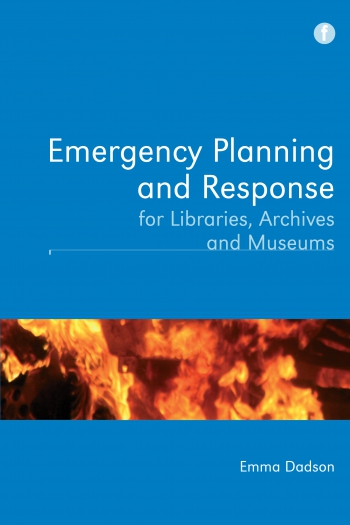 Jacket image for Emergency Planning and Response for Libraries, Archives and Museums