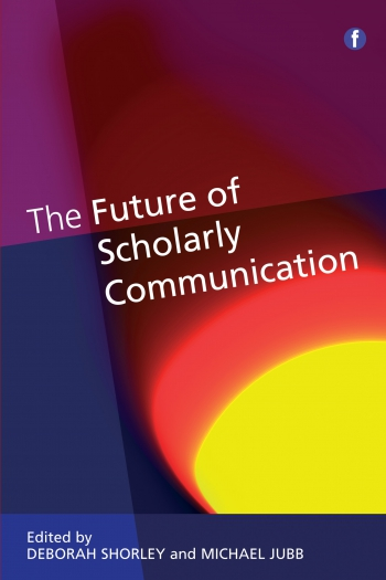 Jacket image for The Future of Scholarly Communication