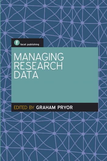 Jacket image for Managing Research Data