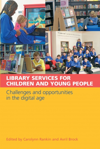 Jacket image for Library Services for Children and Young People