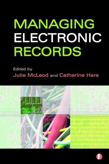 Jacket image for Managing Electronic Records