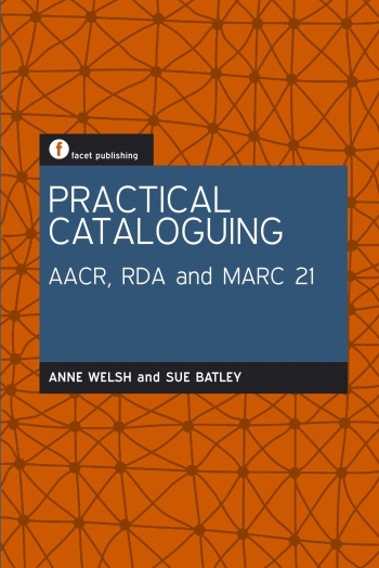 Jacket image for Practical Cataloguing