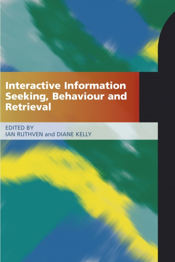 Jacket image for Interactive Information Seeking, Behaviour and Retrieval