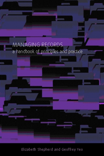 Jacket image for Managing Records