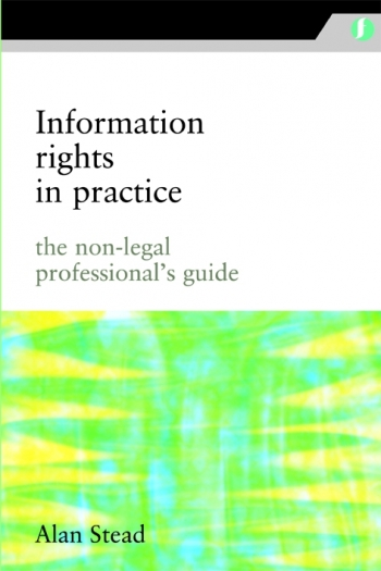 Jacket image for Information Rights in Practice
